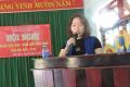 Hội nghị CBVC-ĐVCĐ trường THCS Lê Lợi – năm học 2018-2019